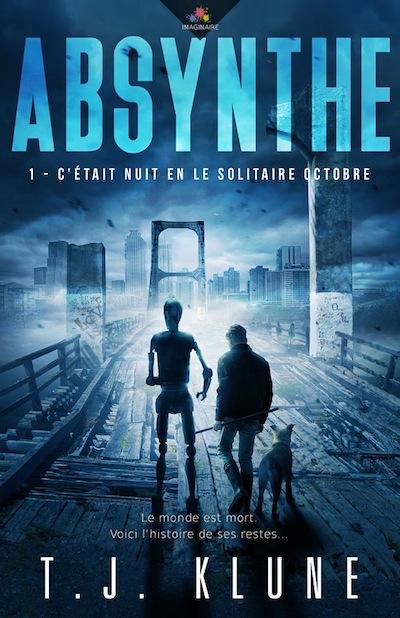 Absynthe - Tome 1 : C'était nuit en le solitaire Octobre de T.J. Klune 17553910