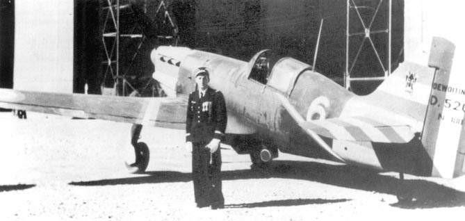 Dewoitine D520  1/ 48  - CG III/6  Le gloan   Alger - fin 1942   Image518