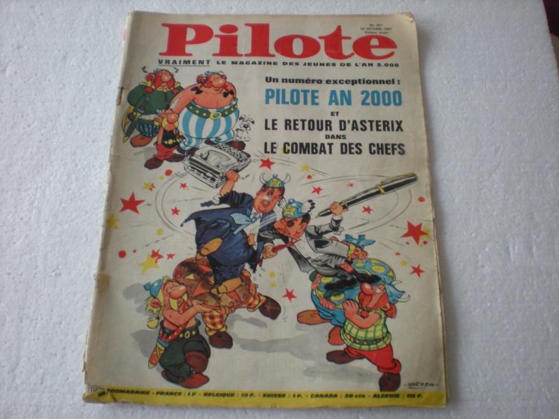 Pilote - Le journal d'Astérix et d'Obélix - Page 3 Dscn8102