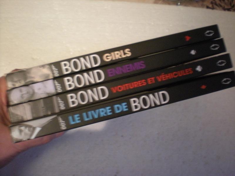 Livres sur James Bond 007 Dscn8283