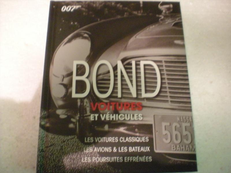 Livres sur James Bond 007 Dscn8286