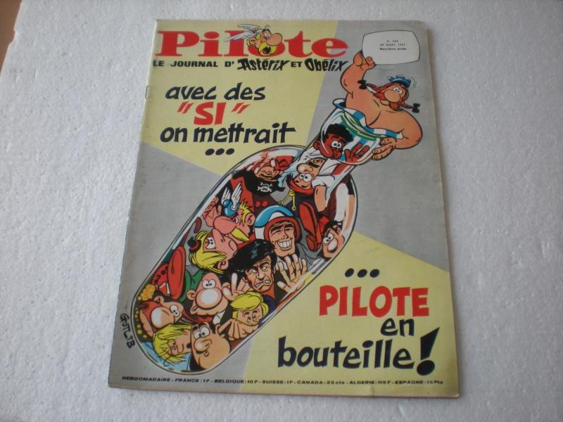Pilote - Le journal d'Astérix et d'Obélix Dscn8874
