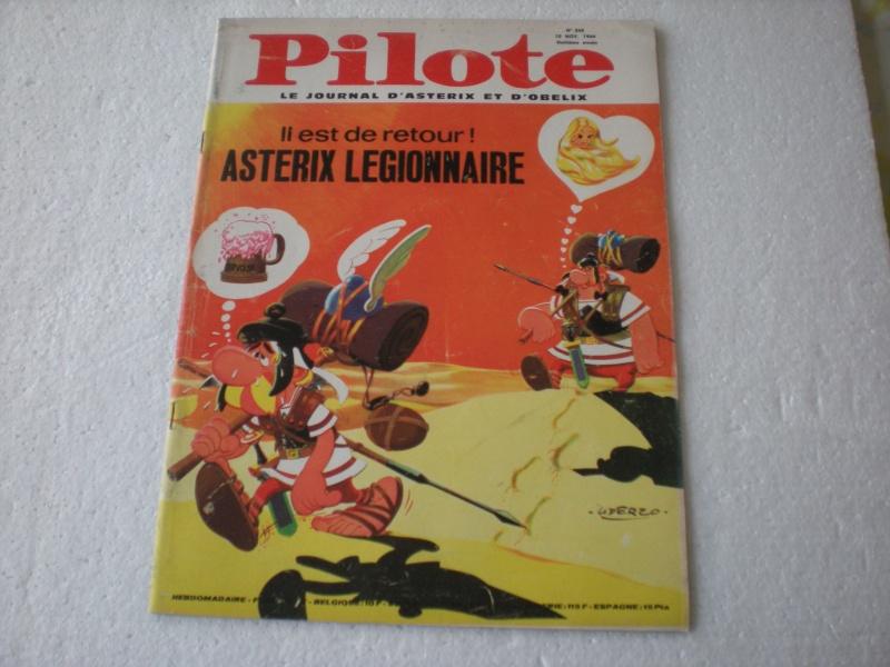 Pilote - Le journal d'Astérix et d'Obélix Dscn8879