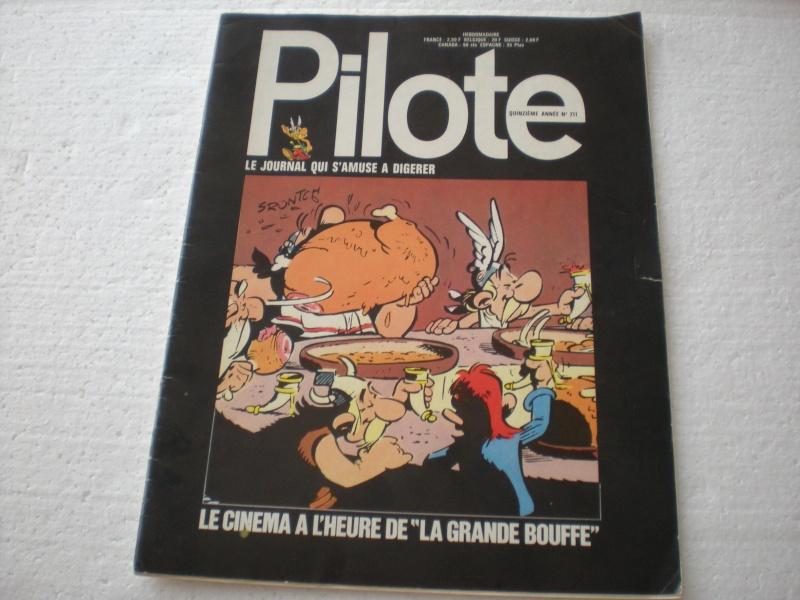 Pilote - Le journal d'Astérix et d'Obélix Dscn8914