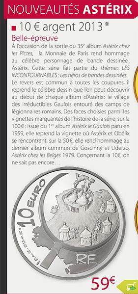 Pièce de collection - La monnaie de Paris avec Astérix (octobre 2013) - Page 3 Monn310