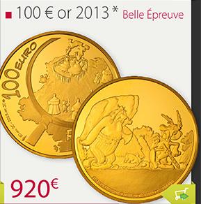 Pièce de collection - La monnaie de Paris avec Astérix (octobre 2013) - Page 3 Monn510