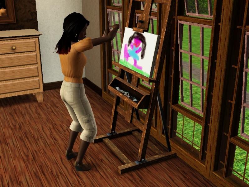 [Challenge] Vie d'artiste Screen88