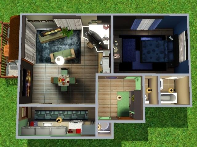 [Clos] The Dada apartment - Page 3 Vue_pl10