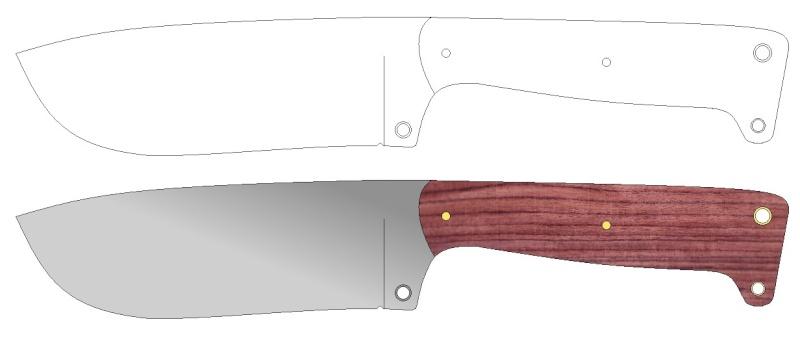 Discussion: Un couteau sur mesure pour Loic Coutea10