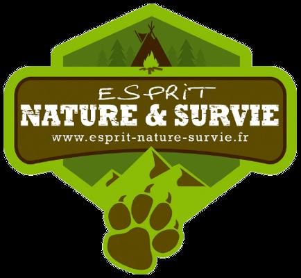 Partenariat avec Esprit Nature et Survie Logoen10
