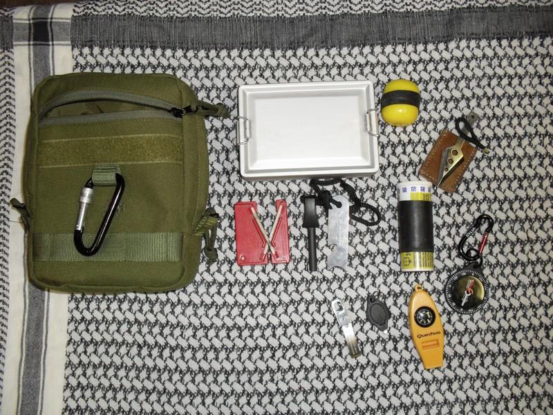 Mon kit de survie Nature Sam_2828
