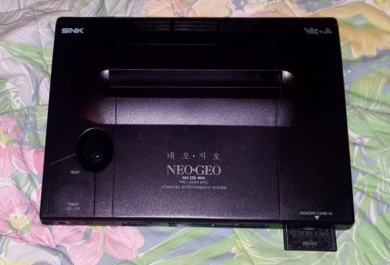 Pensez vous que la Neo Geo 50 hz est une console rare et collector ? - Page 2 20181025