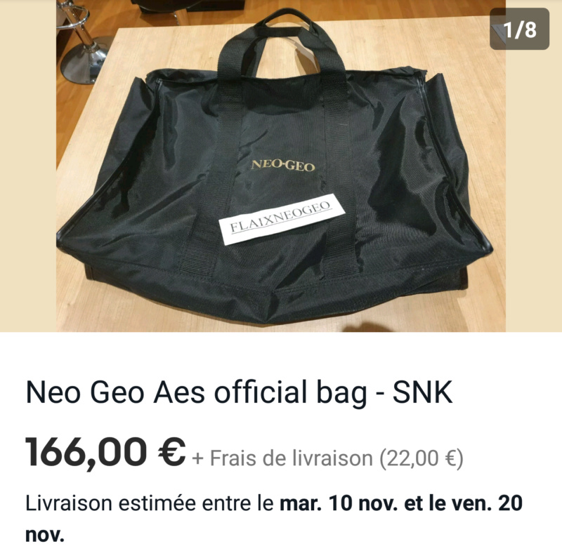 LES SACS NEO GEO AES 90'S - Page 2 20201016