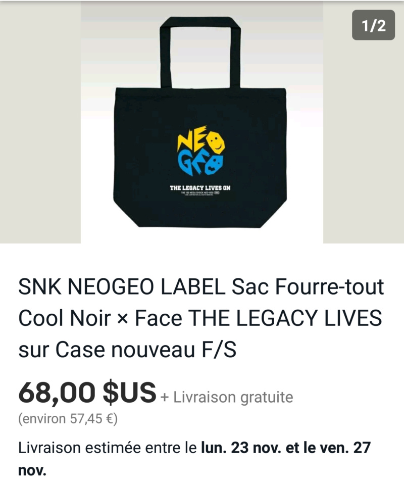 LES SACS NEO GEO AES 90'S - Page 2 20201019