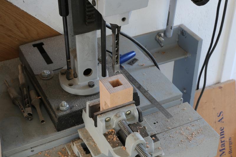 [Fabrication] Guide de coupe angulaire pour scie à format. - Page 2 02_fav11