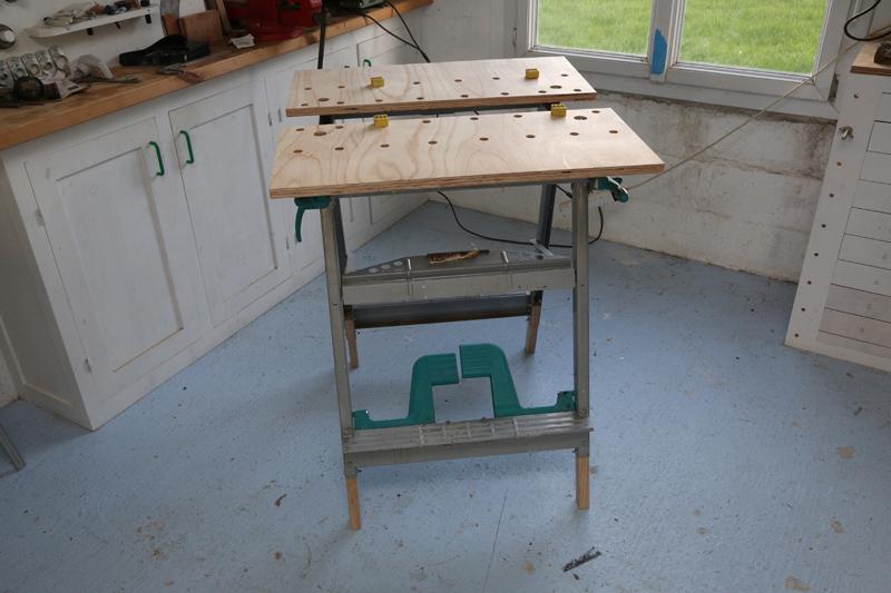 [Fabrication] Mini table basse  05_fav22