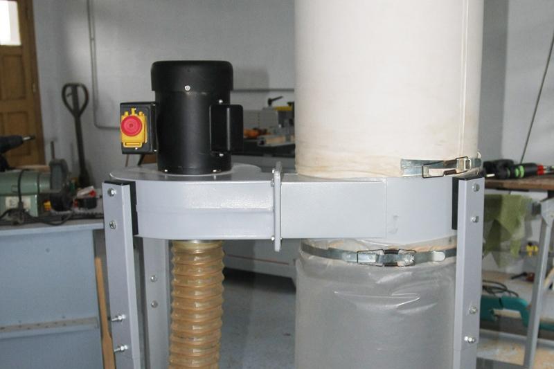 Modifier un aspirateur Leman SP150 09_oct10