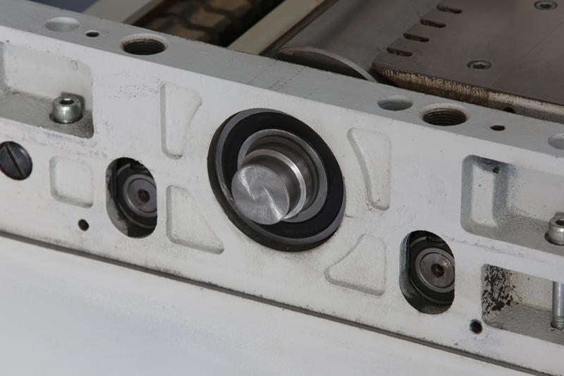 Motorisation table raboteuse (voir p.13) et amélioration R/D Holztech FS320 (première partie)  - Page 6 13_oct18