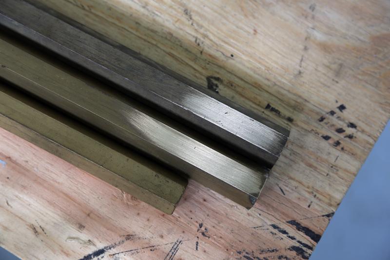 [Fabrication] Guide de coupe angulaire pour scie à format. 15_jan19