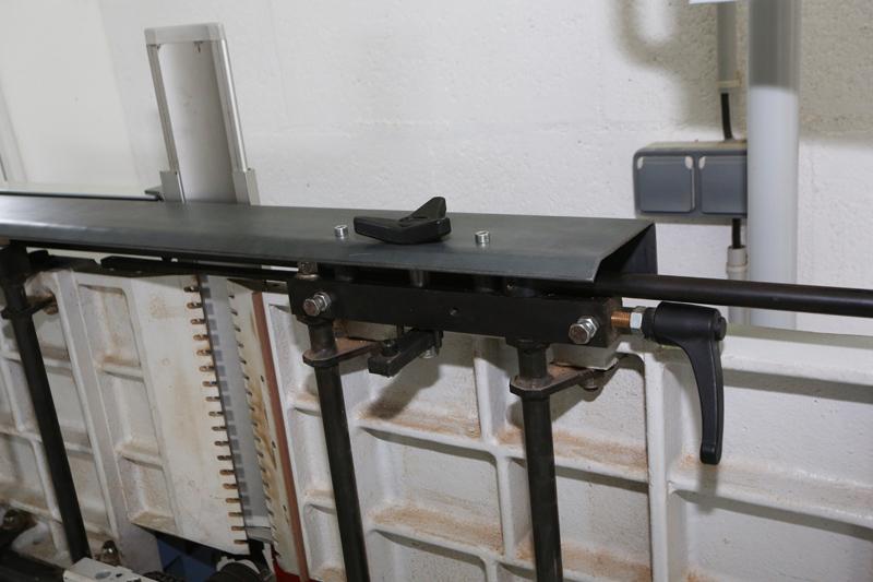 Motorisation table raboteuse (voir p.13) et amélioration R/D Holztech FS320 (première partie)  - Page 7 15_oct14