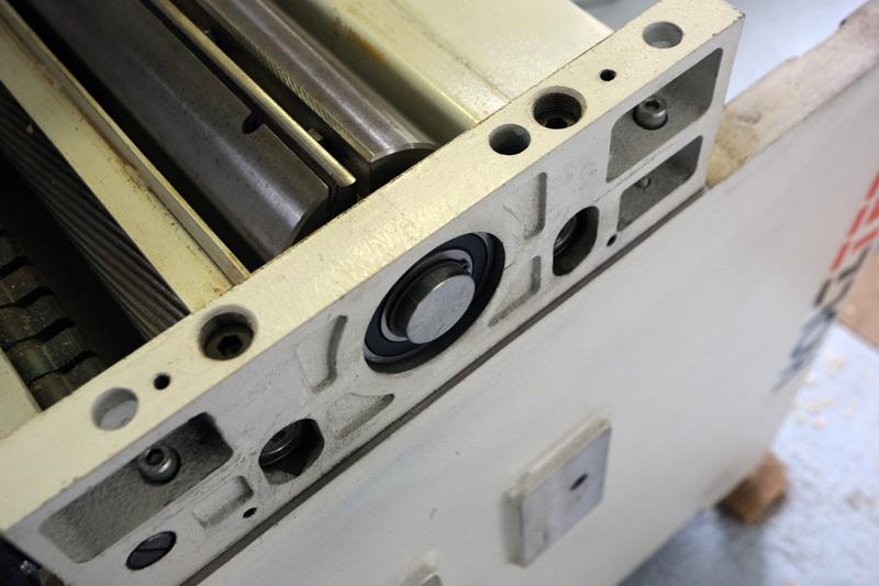 Motorisation table raboteuse (voir p.13) et amélioration R/D Holztech FS320 (première partie)  - Page 7 15_oct16