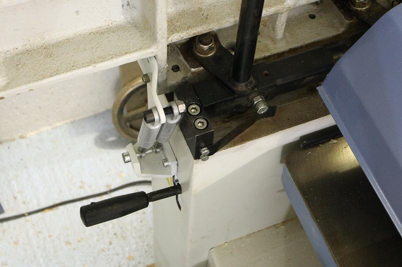 Motorisation table raboteuse (voir p.13) et amélioration R/D Holztech FS320 (première partie)  - Page 7 15_oct31