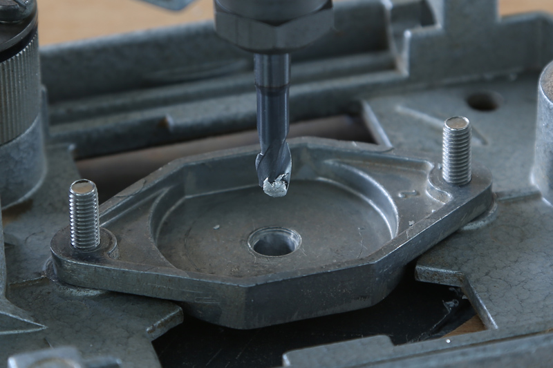 [Fabrication] Guide de coupe angulaire pour scie à format. 16_jan16