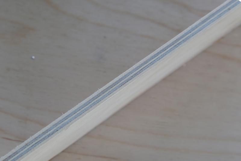 Fraisage de l'aluminium à la défonceuse. 19_jan14