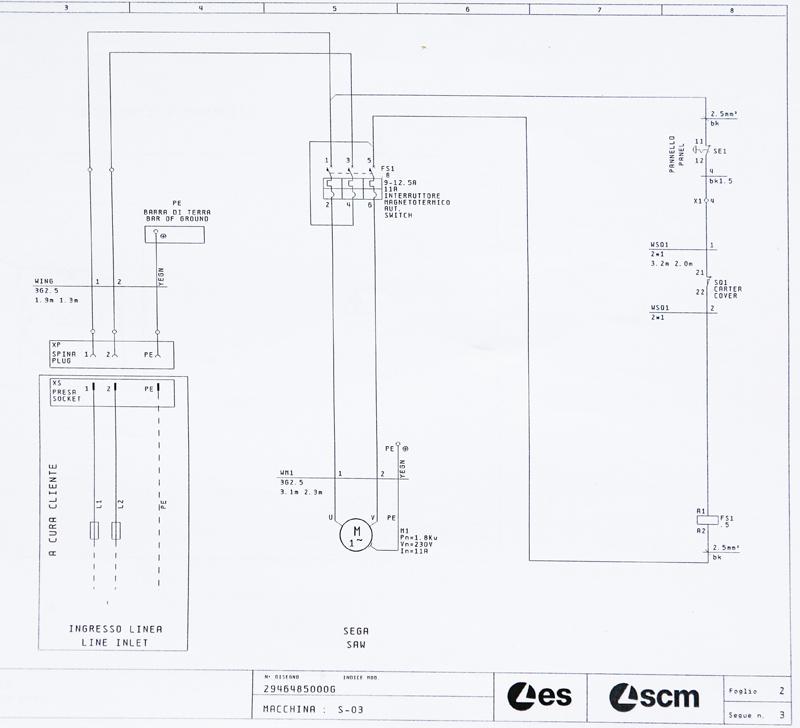 Nouveau câblage électrique pour minimax SC4 elite 20_oct14