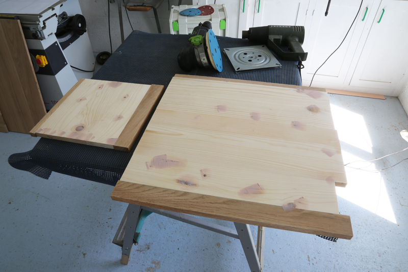 "[Fabrication] Table de salon ""hexaèdres""... - Page 2 24_mai17"