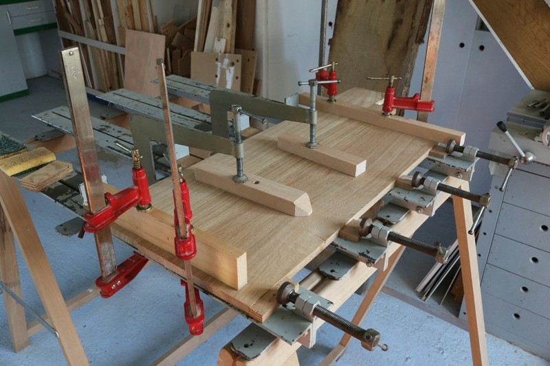 "[Fabrication] Table de salon ""hexaèdres""... - Page 2 25_mai11"