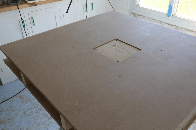 "[Fabrication] Table de salon ""hexaèdres""... - Page 2 26_mai17"
