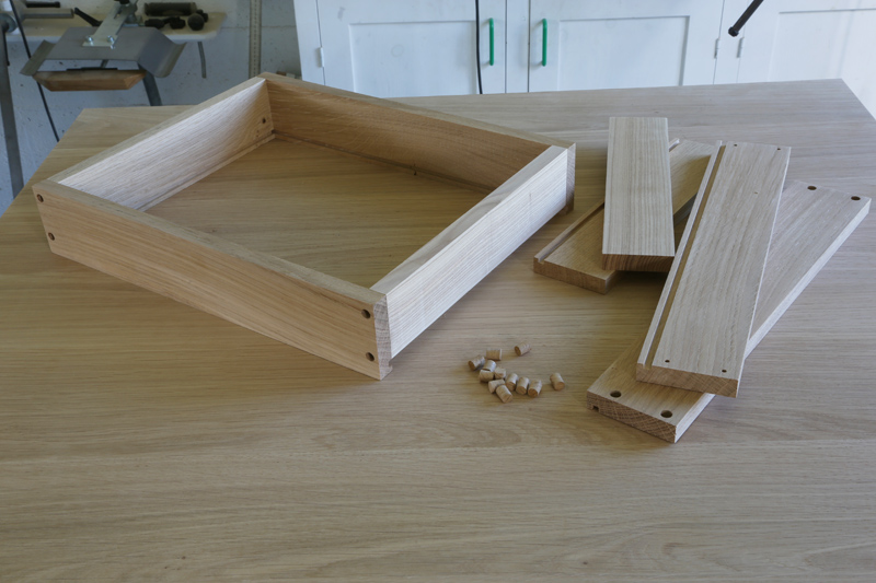 "[Fabrication] Table de salon ""hexaèdres""... - Page 2 26_mai19"
