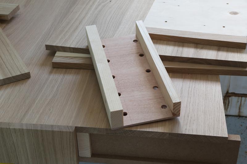 "[Fabrication] Table de salon ""hexaèdres""... - Page 2 26_mai23"