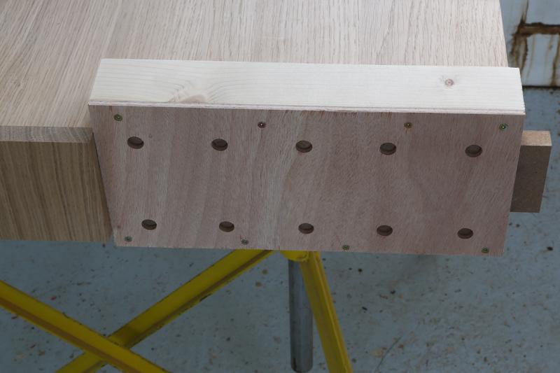 "[Fabrication] Table de salon ""hexaèdres""... - Page 2 26_mai24"
