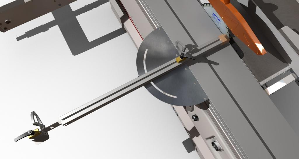 [Fabrication] Guide de coupe angulaire pour scie à format. Assemb43