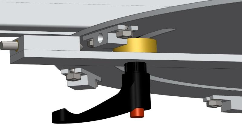 [Fabrication] Guide de coupe angulaire pour scie à format. - Page 2 Assemb52