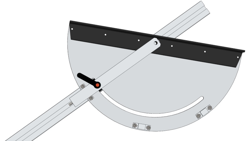 [Fabrication] Guide de coupe angulaire pour scie à format. - Page 2 Assemb54