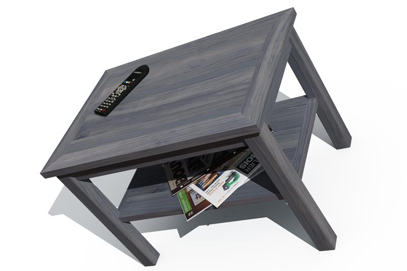 [Fabrication] Mini table basse  Assemb58