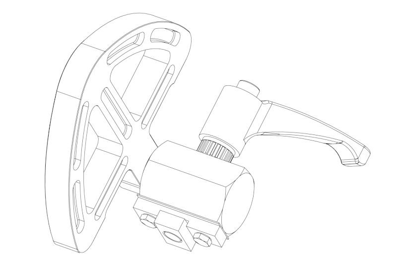 [Fabrication] Guide de coupe angulaire pour scie à format. - Page 2 Butae_11