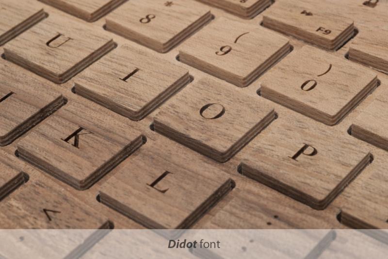 [Usinage CNC] - Claviers en bois Didot_10