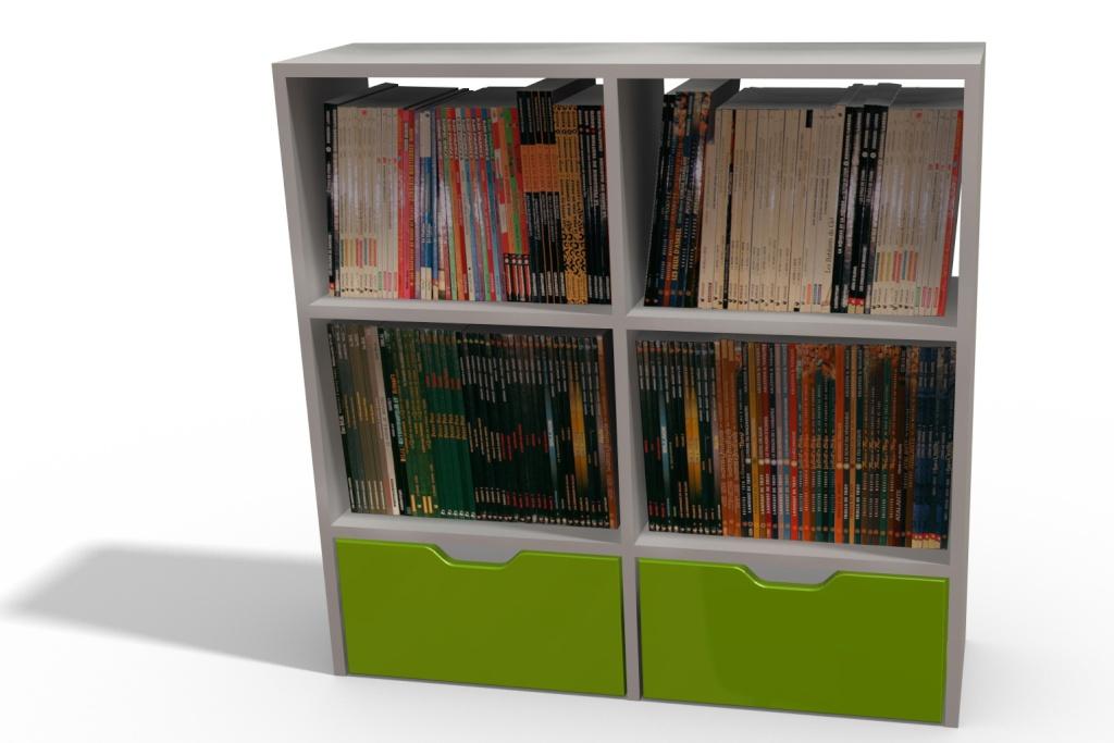 Bibliothèque BD petit modèle... Petite11