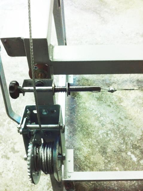 Table d'atelier basculante.  Photo_11