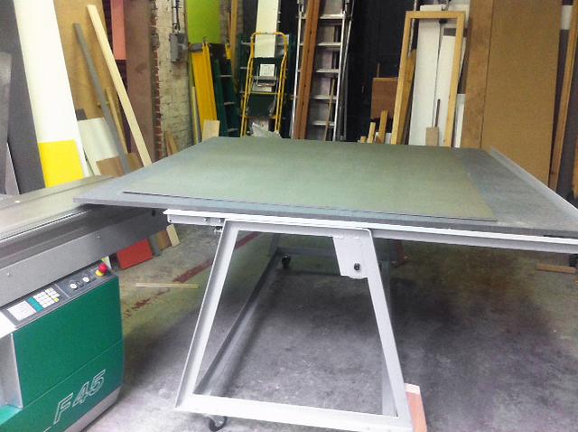 Table d'atelier basculante.  Photo_13