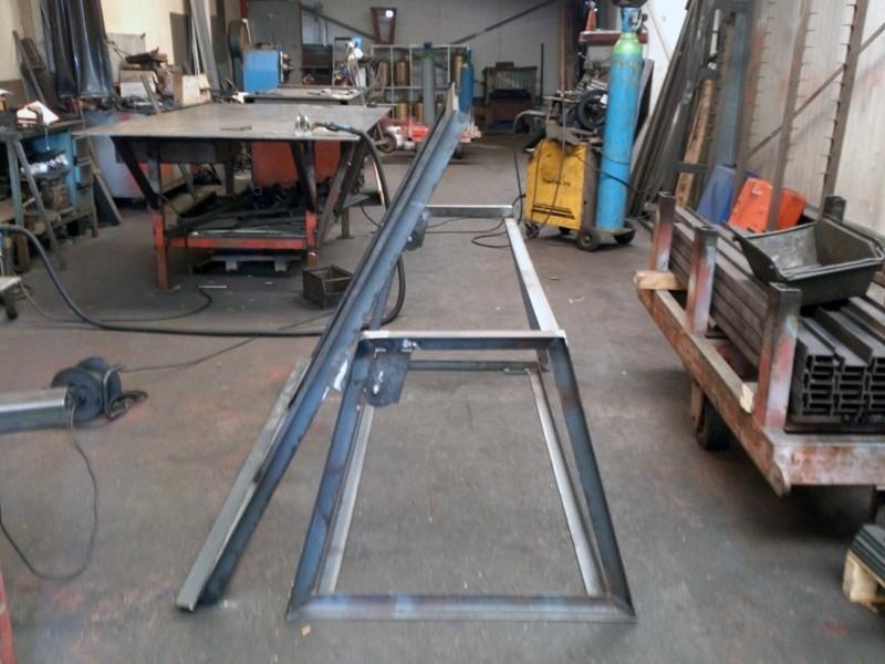 Table d'atelier basculante.  Table_10