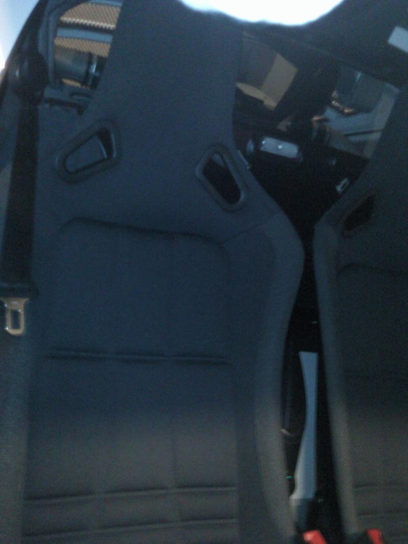 Vendo sedili, pellicole protettive laterali  Fotogr19