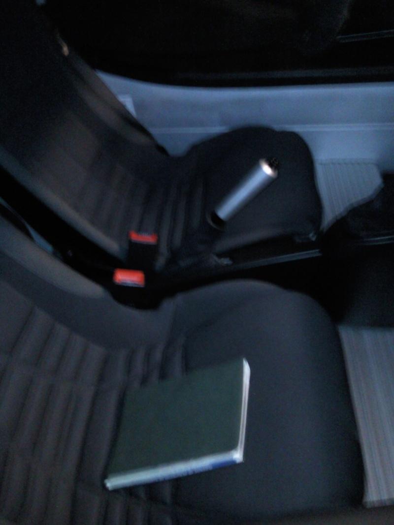 Vendo sedili, pellicole protettive laterali  Fotogr20