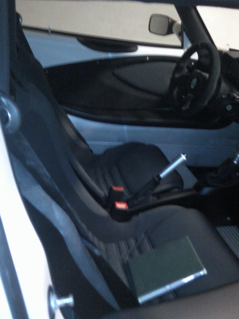 Vendo sedili, pellicole protettive laterali  Fotogr21