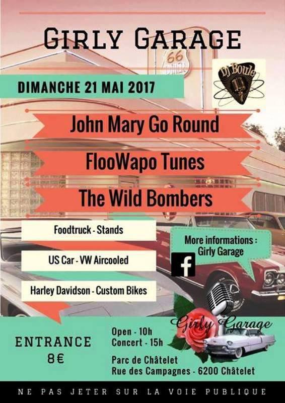 """21 MAY 2017 - """"Girly Garage"""" Pearl563"""