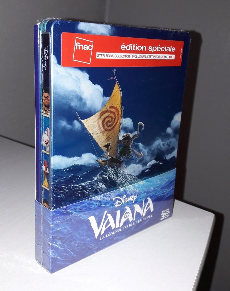 [BD 3D + BD + DVD + STEELBOOK] Vaiana, la Légende du Bout du Monde (2017) - Page 4 20170410